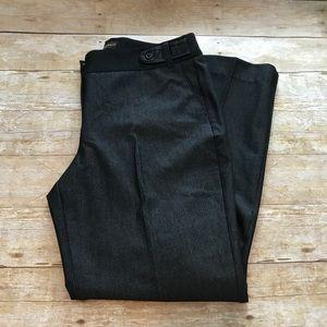 Dana Buchman charcoal gray dress pants. Size 12